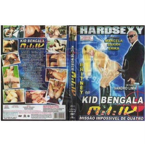 DVD XXX Kid Bengala Missao Impossivel 4